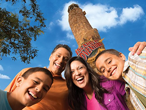 Universal Orlando 1-Day Park-to-Park Ticket, Adult