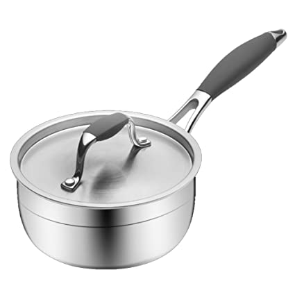 WSAD Bebe Leche Pan De Acero Inoxidable Alimentos Suplementarios A Casa Bebé Multifuncional De Sopa De