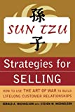img - for Sun Tzu Strategies for Selling: How to Use The Art of War to Build Lifelong Customer Relationships book / textbook / text book