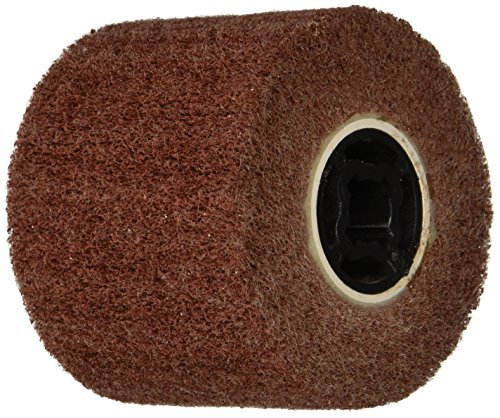 - eDealMax 60 Grit Non Tessuto abrasivo Grinding Flap a rotelle, 120 millimetri x 45mm x 100 mm