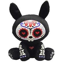 "Mini Plush - Skelanimals - Jack Rabbit Day Of The Dead 6"" New Toys Doll"