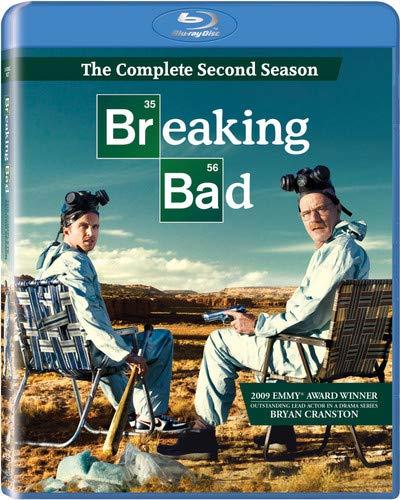 Breaking Bad: Complete Second Season 3 Blu-Ray Edizione: Stati Uniti Alemania Blu-ray: Amazon.es: Betsy Brandt, RJ Mitte, Bryan Cranston, Anna Gunn, Aaron Paul, Dean Norris, Krysten Ritter, Matt L. Jones, Bob Odenkirk,