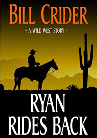 book cover of Ryan Rides Back