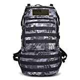 Paladineer Military Rucksacks Army Patrol Tactical Backpack Molle Assault Pack Combat Day Pack 65L Black P Review