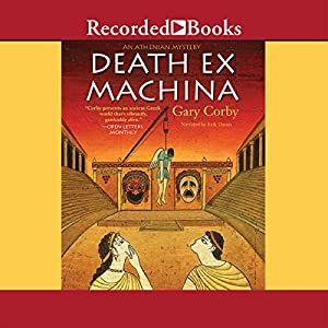 Death Ex Machina Audiobook