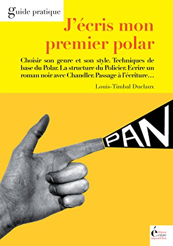 Amazon Com J Ecris Mon Premier Polar Guide Pratique