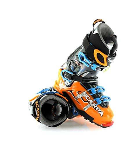 Scarpa Hombre Botas De Esquí De Gira naranja - naranja/negro