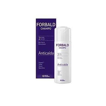 Amazon.com: Forbald Shampoo 250ml - Beauty & Personal Care ...