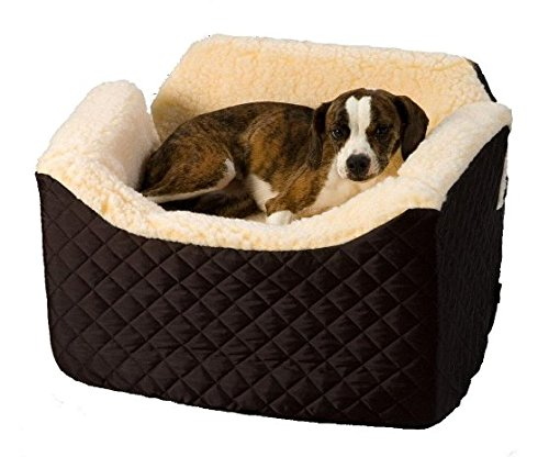 Cheap Pet Car Seat Covers.Lookout Car Seat.Dog Booster Seat.Dog Seat belt.Doggy Car Seat.Dog Car Carrier.Cat Car Seat. Size: Medium. Color Black & EBOOK BEST MEALS FOR YOUR DOG.