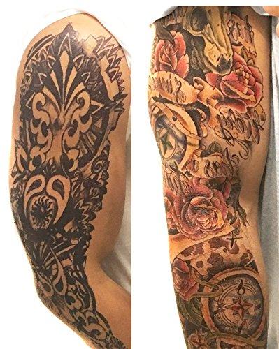 20 Temporary Tattoos