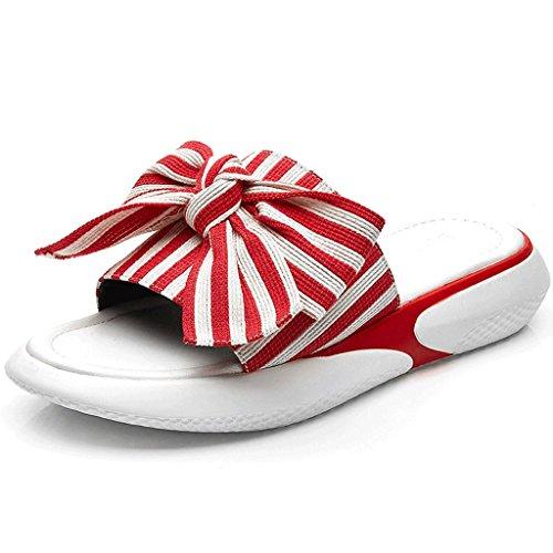 Zapatos 5 Moda Sandalias Tama 5 Zapatillas Femenina Deportivas de o de Verano de Desgaste H6a6n4qO