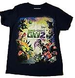 Plants Vs Zombies GW2 Licensed Graphic T-Shirt Mens Blue