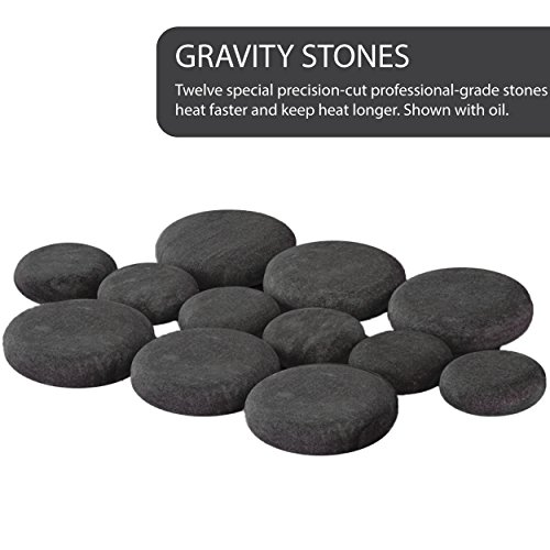 ZENSTONE Pro Waterless System + 12 Pro-Grade Hot Stones by zenstone (Image #2)