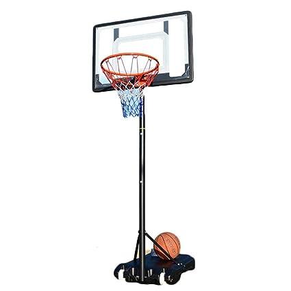 TLQ LT Canasta móvil de Baloncesto for niños. Deportes al ...