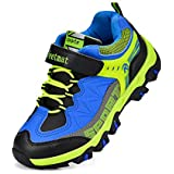 ZOCAVIA Kids Running Shoes Boys Hiking Walking...