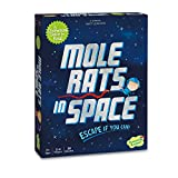 Best Peaceable Kingdom Board Game For Kids - Peaceable Kingdom Mole Rats in Space Cooperative Game Review