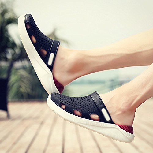 Baotou spiaggia parola scarpe marea uomo Pantofole uomo uomini foro uomini scarpe da sandali estate WFL 1 antiscivolo drag uomo da da pantofole Yxw57gUq