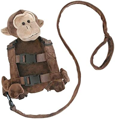 Amazon.com : Ed Bauer Harness Buddy, Monkey : Toddler Safety ...