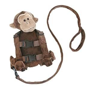 Eddie Bauer Harness Buddy, Monkey (Discontinued by Manufacturer)