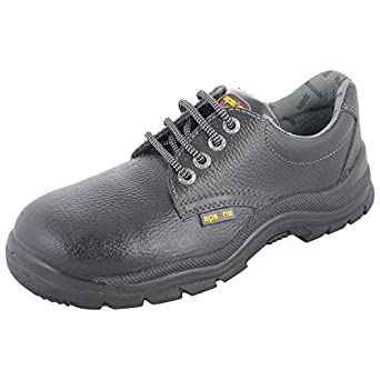 Apsons Shoes Men s Indus PU Safety Shoes  Amazon.in  Amazon.in 4e62be3a0