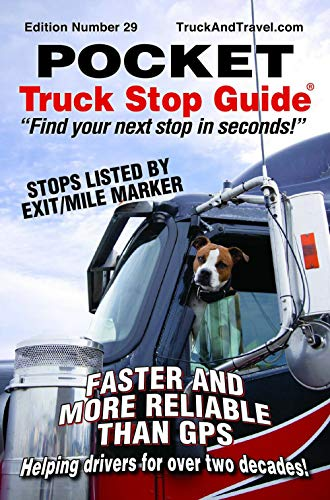 (Pocket Truck Stop Guide Edition)