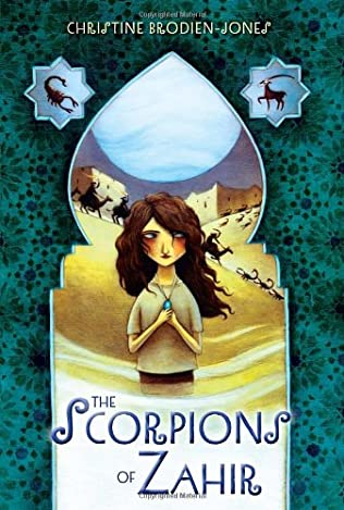 book cover of The Scorpions of Zahir