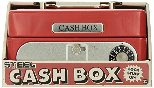 Schylling Locking Cash Box ()