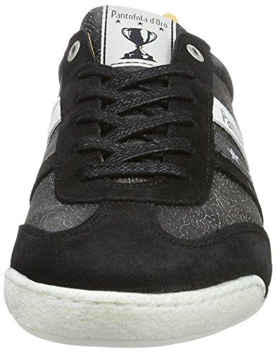 Pantofola d'Oro Vasto Funky Uomo Low - Zapatillas de casa Hombre Schwarz (Black)