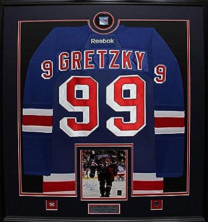 Amazon.com: Midway Memorabilia Wayne Gretzky New York ...