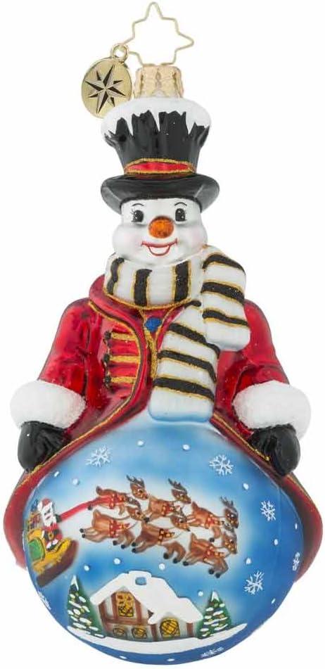 Christopher Radko A Christmas Concession Christmas Ornament
