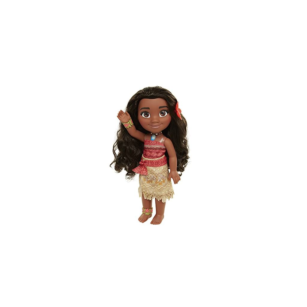 Best Disney Toys for Kids - disney moana adventure doll