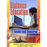 Distance Education: Issues and Concerns