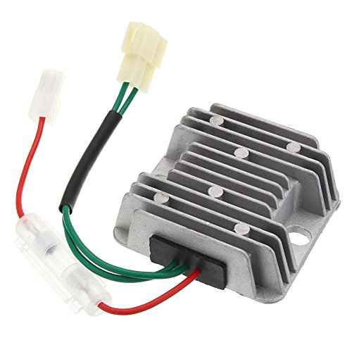 Vipeco AVR Voltage Regulator Rectifier for 178F Single Phase Diesel Generator ()