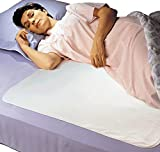 Comfort Shield 34 x 54 Inch Premium Waterproof Sheet and Matress Protector with Ultra Soft Poly-Brush Surface