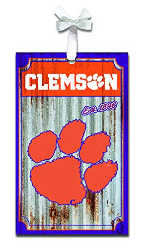 Clemson Holiday Ornament - 8
