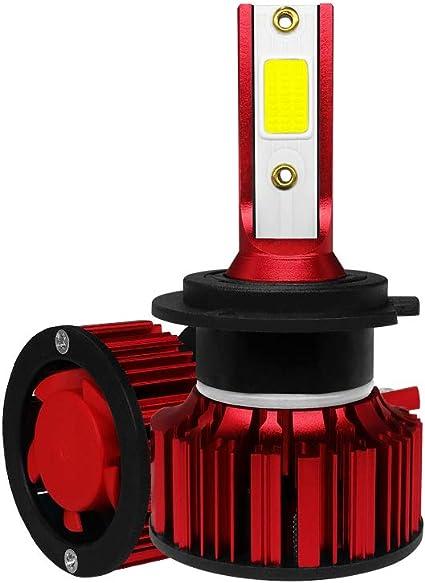 Drive Plug One Q1 - Faros delanteros LED para coche, modelo S2 de Ebay Wish AliExpress Explosion: Amazon.es: Coche y moto