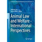 Animal Law and Welfare - International Perspectives (Ius Gentium: Comparative Perspectives on Law and Justice)