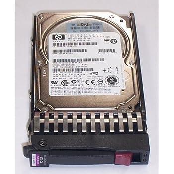 HP 72GB-10K-SAS-2.5-HP