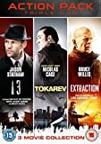 Action Triple (Tokarev, 13, Extraction) [DVD]
