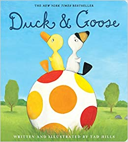 Image result for duck and goose by tad hills