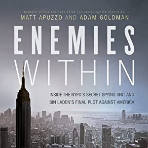Enemies Within Audiobook