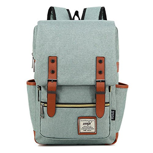Women Bags Canvas Backpack Men Oxford Travel Leisure for sale  Delivered anywhere in Canada