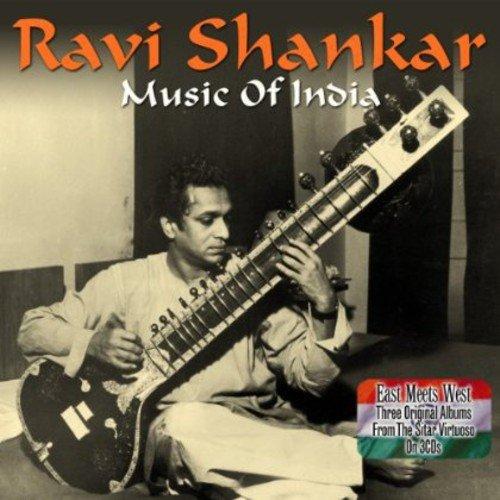 Ravi Shankar - Music Of India