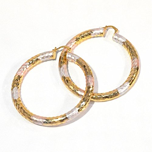 Diamond 18kt Gold Plated Ring - 4
