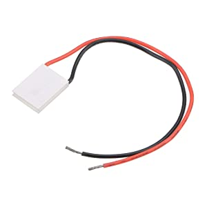 uxcell TEC1-02306 Thermoelectric Cooler Heat Sink Cooling Peltier 7V 13A