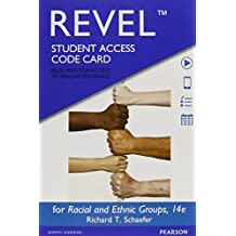 Amazon richard t schaefer books revel for racial and ethnic groups access card 14th edition jun 15 2015 by richard t schaefer fandeluxe Gallery