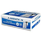 Marathon Tall Fold Dispenser Napkins (4,500 Napkins) (pack of 6)