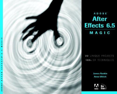 Adobe After Effects 6 5 Magic: Amazon co uk: James Rankin, Anna