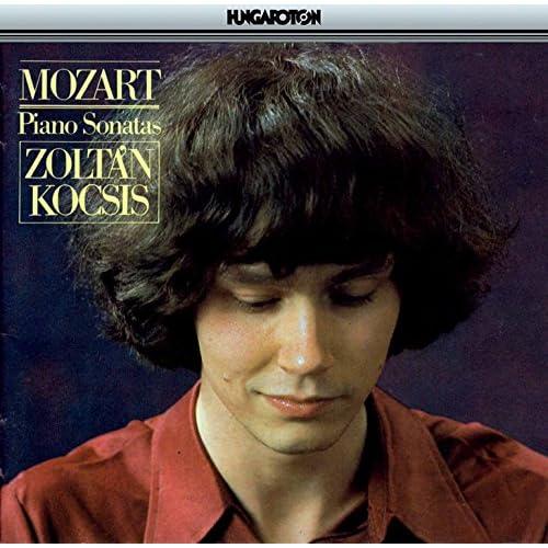 Mozart Piano Sonatas By Zolt 225 N Kocsis On Amazon Music