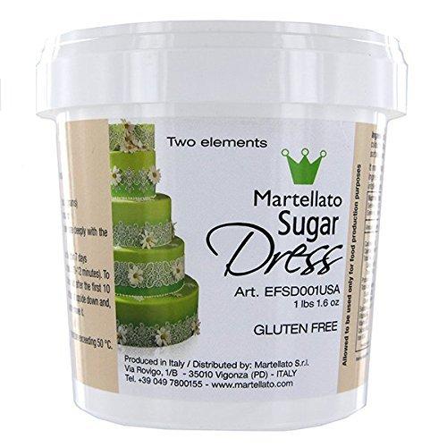 Sugar Dress Confectionery Lace Mix by Martellato
